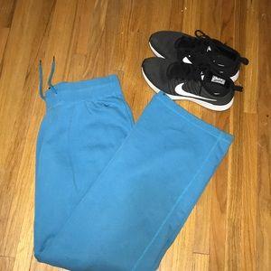 NIKE Blue sweatpants